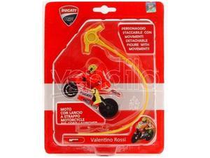 Mondo Motors MM DUCATI V.ROSSI  cm 8 BLISTER CON