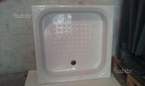 Piatto Doccia in ceramica 80x80