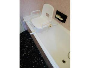 Seggiola disabili per vasca da bagno