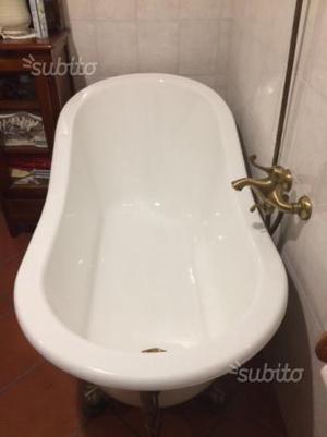 Vasca da bagno in ghisa da arredamento