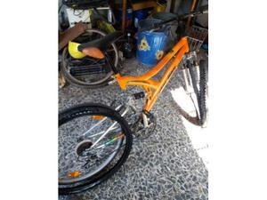 Vendo mountain bike.graziella bici uomo donna bambino