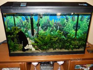 Acquario tenerif 88 con filtro posot class for Acquario con filtro esterno