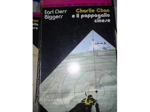 Earl Derr Biggers, Charlie Chan