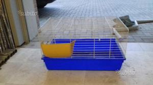 Gabbia per cavie e conigli