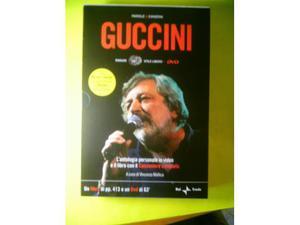 Guccini antologia personale e il libro