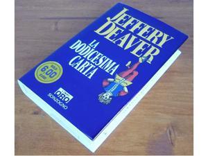 La dodicesima carta - di Jeffery Deaver