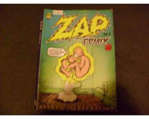 Zap comix n° 0 Stampa Alternativa