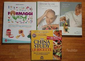 4 Libri di Cucina Vegan