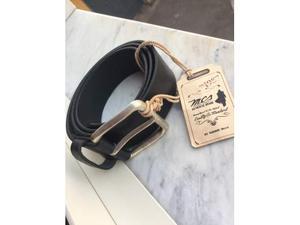 Cintura Marlboro Classic Mcs Uomo Taglia L Nuova Colore nero