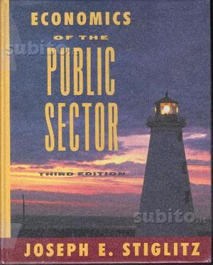 Economics of the Public Sector - Stiglitz