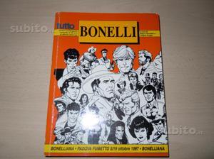 """Fascicolo """"memoriale"""" Bonelli"""