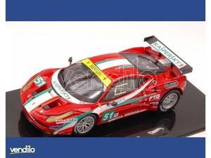 Hot Wheels HWX FERRARI 458 ITALIA GT2 N.th LM