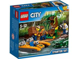 LEGO  CITY - STARTER SET DELLA GIUNGLA
