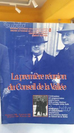 Libro La premiere reunion du Conseil de la valle