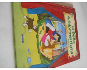 Libro per bambini: la bella addormentata