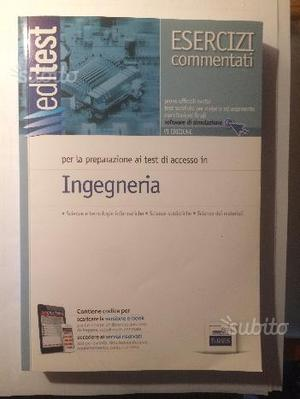 Libro test ingegneria posot class for Test di ingegneria