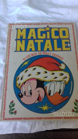 Magico Natale 12 storie di Walt Disney