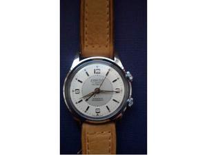 Orologio con svegliarino Exactus anni '50