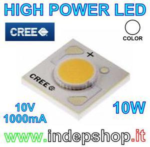 Power Led Cree - 10W