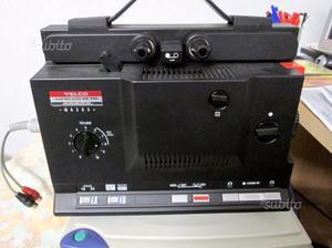 Proiettore filimini Super 8 SONORO