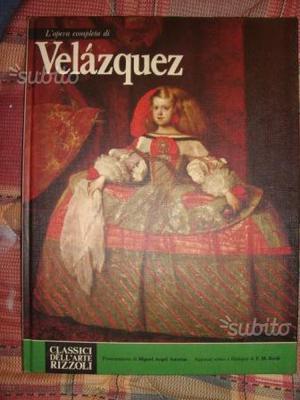 Velazquez Classici dell'Arte Rizzoli OperaCompleta