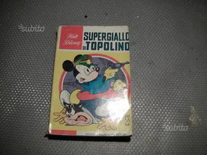 W disney I edizione  supergiallo di Topolino