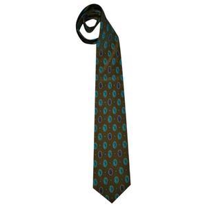 cravatta vintage trussardi in seta