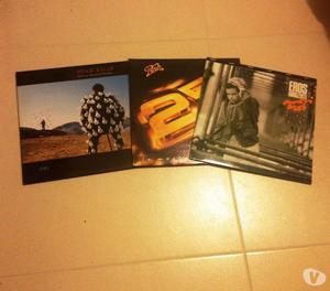 dischi in vinile 33 e 45 giri