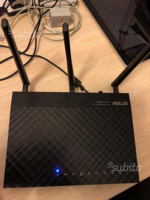 Asus dsl - n55u adsl modem router