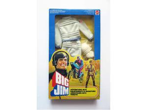 BIG JIM Astronaut Adventure Sets No.  - Mattel '83