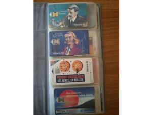 Collezione 120 schede telefoniche italiane ed estere
