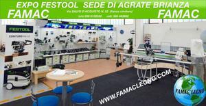 Festool / Famac elettroutensili e assistenza Lombardia