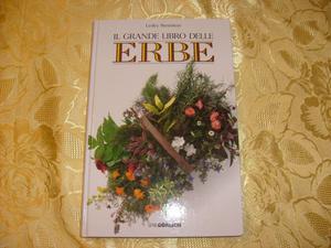 Il grande libro delle erbe di Lesley Bremness - De Agostini