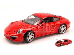 Mondo Motors MM PORSCHE 991 CARRERA S  RED 1:24
