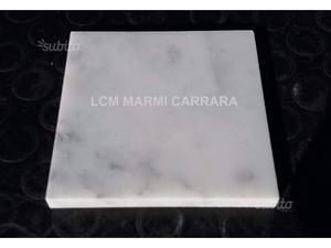 Piastrelline in Marmo bianco di Carrara