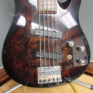 Basso Washburn Axxess Jazz Bass 5 corde