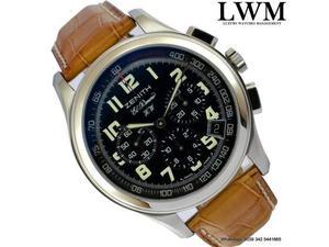 Cronografo  El Primero HW black dial