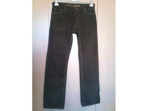 Due Jeans Rica Lewis uomo tg 48 velluto nuovi.