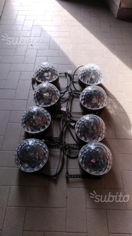 Sfera LED con telecomando