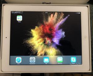 Apple iPad 4 Gen. Wi-Fi cellular 64 GB bianco