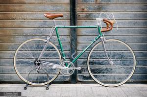 Bicicletta corsa Di bartolomei columbus campagnolo