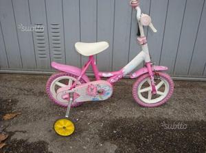 Bicicletta per bambina/o
