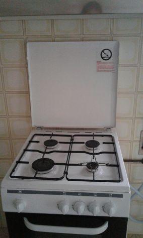 Forno elettrico cucina a gas quasi nuova