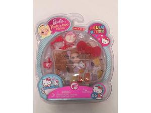 MATTEL  PETITES CLUB HELLO KITTY MINI BARBIE