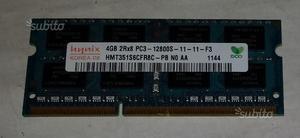 Modulo RAM 4Gb PCMhz notebook