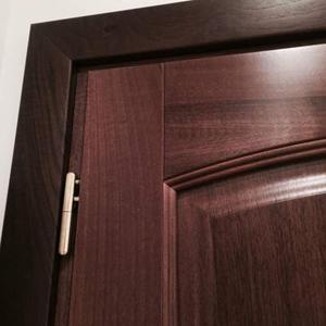 Porte interne legno massiccio noce posot class - Pitturare porte interne ...