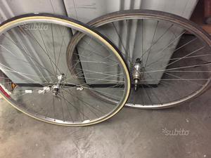 Ruote per bici vintage campagnolo