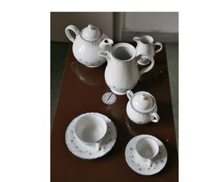 Servizio completo piatti e tazze da 12 Ginori