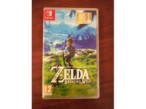 The Legend of Zelda - Breath of the Wild (Nintendo Switch)