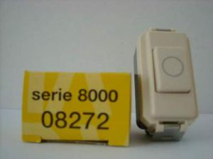 Vimar  - Pulsante 1P NC (di arresto) 10 A 250 V~